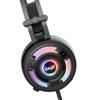 Image de Casque de jeu iPega PG-R008 RGB avec microphone noir
