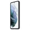 Image de Samsung Coque en silicone EF-PG991 pour Galaxy S21, noire