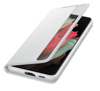 Image de EF-ZG998CJE Samsung Clear View Cover pour Galaxy S21 Ultra Light Grey